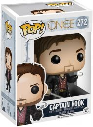 Figurine Funko Pop Once Upon a Time #272 Capitaine Crochet