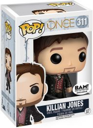 Figurine Funko Pop Once Upon a Time #311 Killian Jones