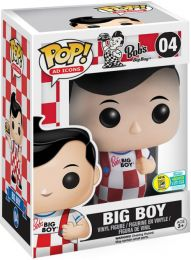 Figurine Funko Pop Icônes de Pub #4 Big Boy