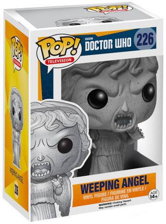 Figurine Funko Pop Doctor Who #226 Ange Pleureur