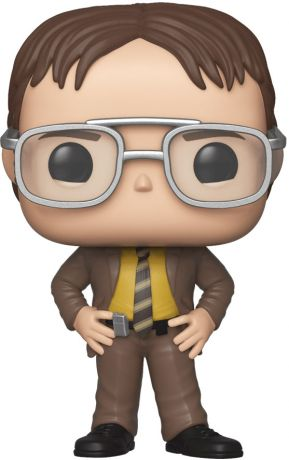Figurine Funko Pop The Office #871 Dwight Schrute