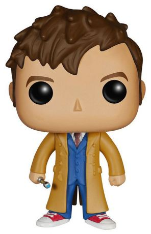 Figurine Funko Pop Doctor Who #221 10e Docteur