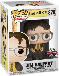 Figurine Funko Pop The Office #879 Jim Halpert