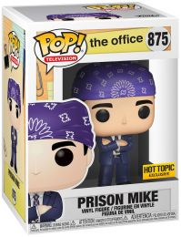 Figurine Funko Pop The Office #875 Prison Mike