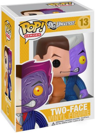 Figurine Funko Pop DC Universe #13 Double-Face
