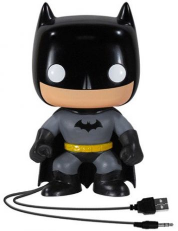 Figurine Funko Pop DC Universe #00 Batman - Enceinte portable