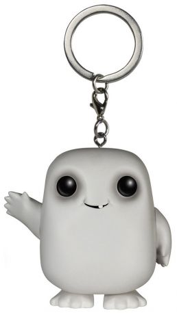 Figurine Funko Pop Doctor Who #00 Adipose - Porte-clés