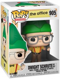 Figurine Funko Pop The Office #905 Dwight Schrute en Elfe