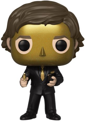 Figurine Funko Pop The Office #877 Jim Halpert en Goldenface