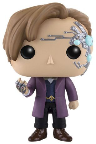 Figurine Funko Pop Doctor Who #356 11e Docteur avec Mr Clever
