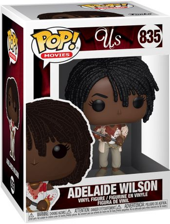 Figurine Funko Pop Us #835 Adelaide