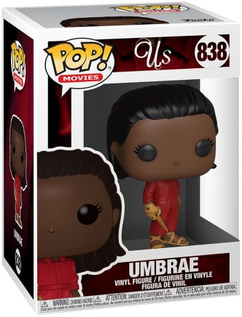 Figurine Funko Pop Us #838 Umbrae