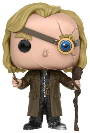 Figurine Funko Pop Harry Potter #38 Maugrey Fol-Oeil
