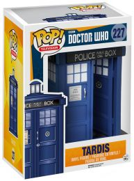 Figurine Funko Pop Doctor Who #227 TARDIS - 15 cm