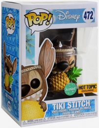 Figurine Funko Pop Lilo et Stitch [Disney] #472 Tiki Stitch