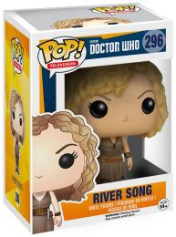 Figurine Funko Pop Doctor Who #296 River Song