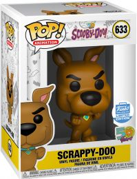 Figurine Funko Pop Scooby-Doo #633 Scrappy-Doo