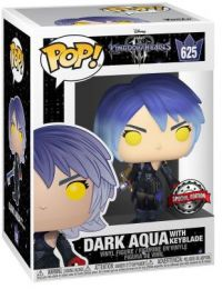 Figurine Funko Pop Kingdom Hearts #625 Dark Aqua