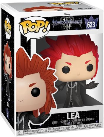 Figurine Funko Pop Kingdom Hearts #623 Léa