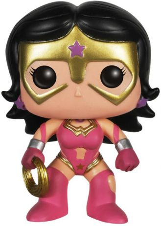 Figurine Funko Pop DC Super-Héros #61 Wonder Woman eh Star Sapphire