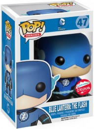 Figurine Funko Pop DC Comics #47 The Flash (Blue Lantern)