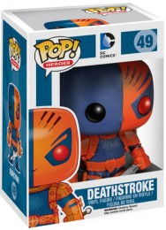 Figurine Funko Pop DC Comics #49 Deathstroke