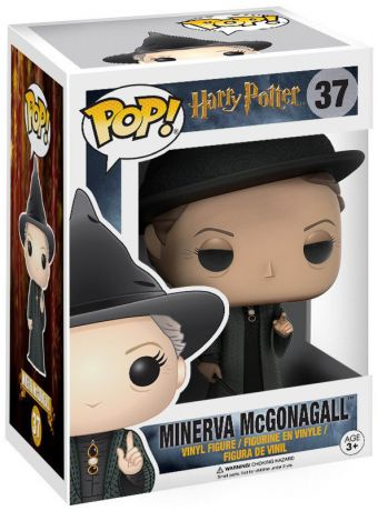 Figurine Funko Pop Harry Potter #37 Minerva McGonagall