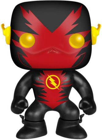 Figurine Funko Pop DC Super-Héros #81 Reverse Flash avec Costume Rouge et Noir (New 52)