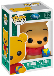 Figurine Funko Pop Disney premières éditions [Disney] #32 Winnie l'Ourson