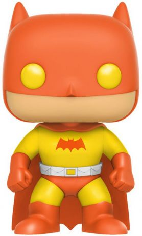 Figurine Funko Pop DC Super-Héros #01 Batman (Harvest)