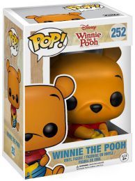Figurine Funko Pop Winnie l'Ourson [Disney] #252 Winnie l'Ourson - Assis