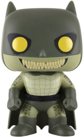 Figurine Funko Pop DC Super-Héros #151 Batman (Killer Croc)