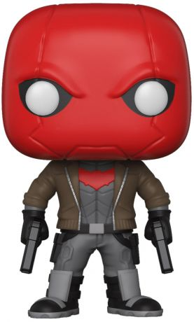 Figurine Funko Pop DC Super-Héros #236 Red Hood