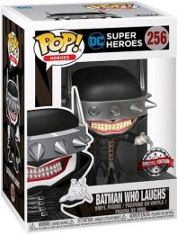 Figurine Funko Pop DC Super-Héros #256 Batman qui Rit
