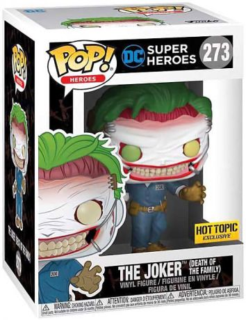 Figurine Funko Pop DC Super-Héros #273 The Joker (Le Deuil de la Famille)