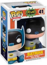 Figurine Funko Pop Batman Série TV [DC] #41 Batman