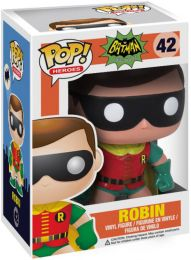 Figurine Funko Pop Batman Série TV [DC] #42 Robin