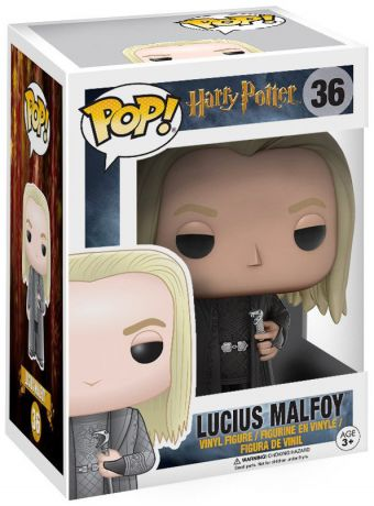 Figurine Funko Pop Harry Potter #36 Lucius Malefoy
