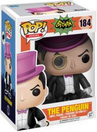 Figurine Funko Pop Batman Série TV [DC] #184 Le Pingouin
