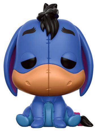 Figurine Funko Pop Winnie l'Ourson [Disney] #254 Bourriquet - Bleu