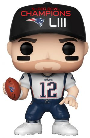 Figurine Funko Pop NFL #137 Tom Brady