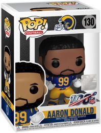 Figurine Funko Pop NFL #130 Aaron Donald
