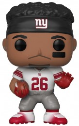 Figurine Funko Pop NFL # Saquon Barkley