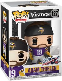 Figurine Funko Pop NFL #127 Adam Thielen - Vikings