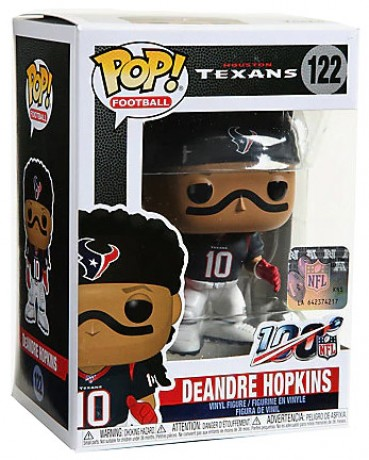 Figurine Funko Pop NFL #122 DeAndre Hopkins