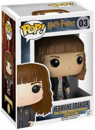 Figurine Funko Pop Harry Potter 5860 - Hermione Granger (03) pas chère