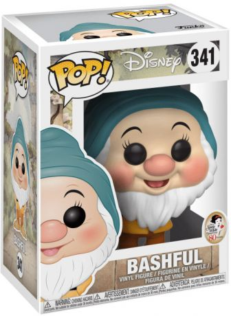 Figurine Funko Pop Blanche Neige [Disney] #341 Timide