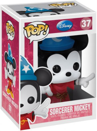 Figurine Funko Pop Disney premières éditions [Disney] #37 Mickey Mouse