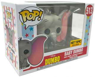Figurine Funko Pop Dumbo [Disney] #513 Bébé Dumbo