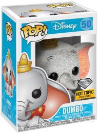 Figurine Funko Pop Dumbo [Disney] #50 Dumbo - Pailleté